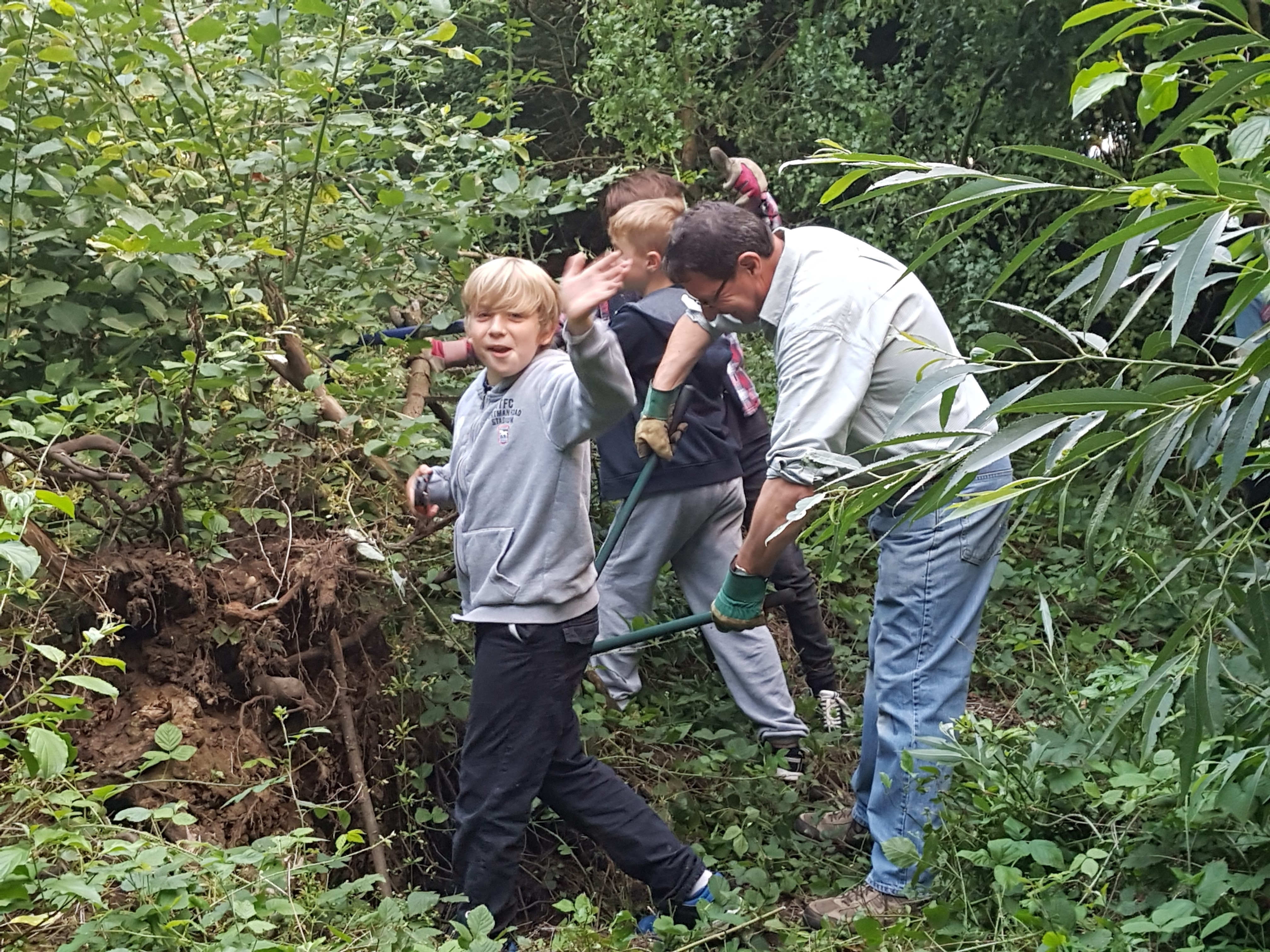Scouts - Conservation Area 2017 (2)